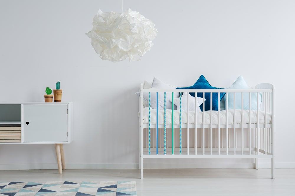 Habitaciones de estilo nórdico infantiles