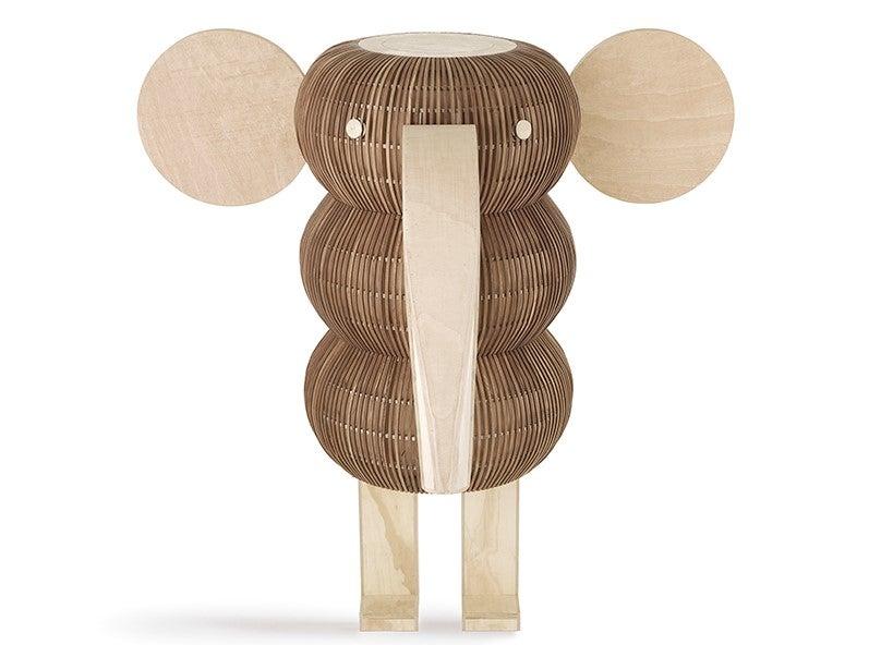 Lámpara de elefante.