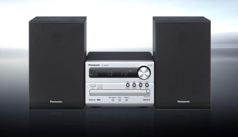 Minicadena Panasonic.