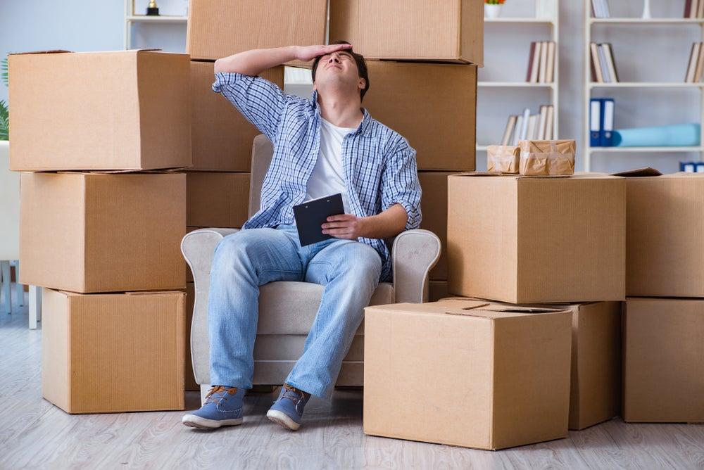 ¿Qué hacer para que tu mudanza no sea un caos?