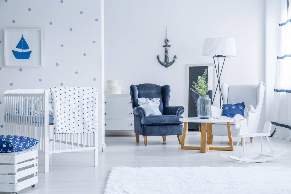 Muebles naturales.