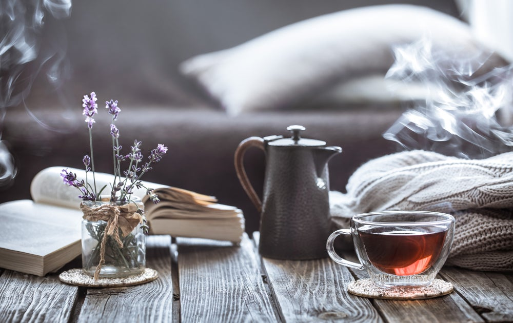 Objetos decorativos para los amantes del té