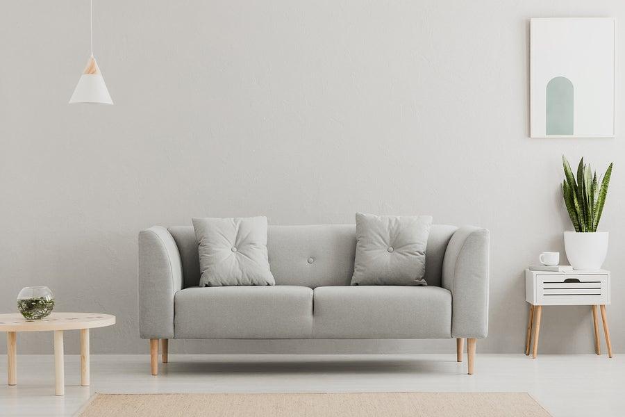 Colores neutro y platas: decora tus paredes