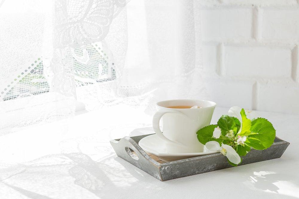 Rincón del té.