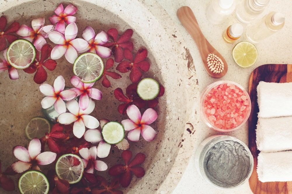 5 ideas para hacer un spa en casa