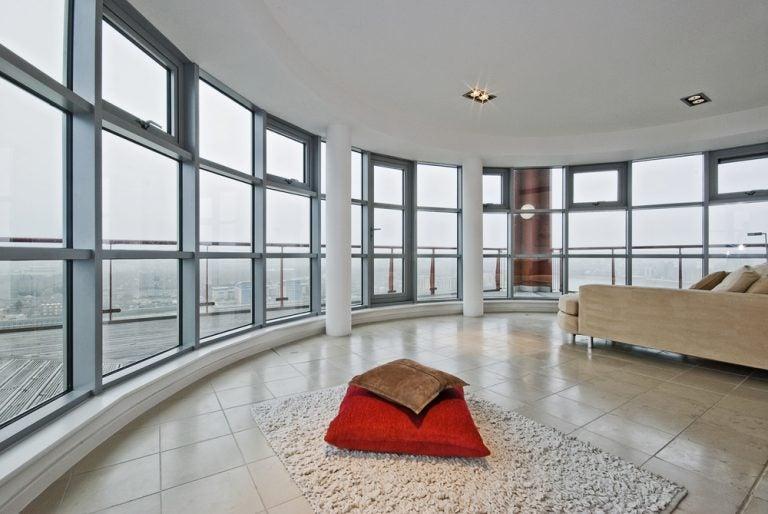 Integra la terraza a tu casa y gana espacio