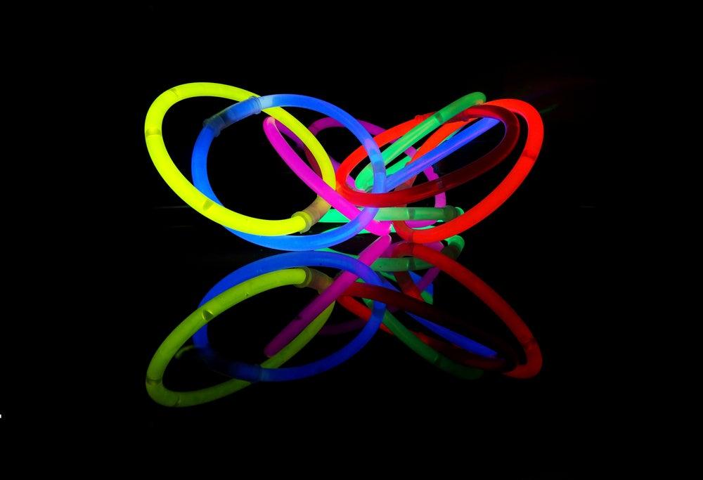 Tubos fluorescentes.