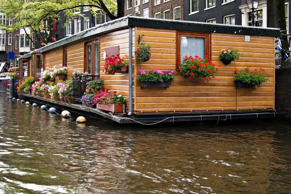 4 hermosas casas flotantes que debes conocer