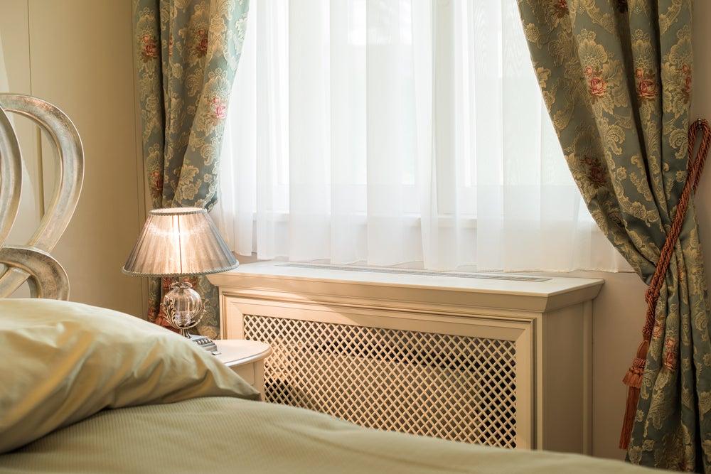 3 maneras de ocultar los radiadores de casa