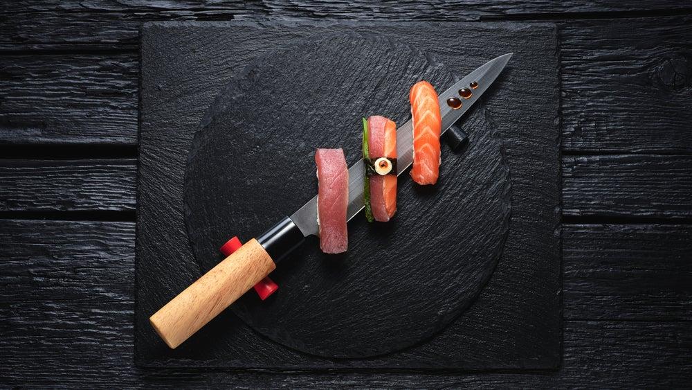 Cuchillos japoneses: las mejores opciones para la cocina
