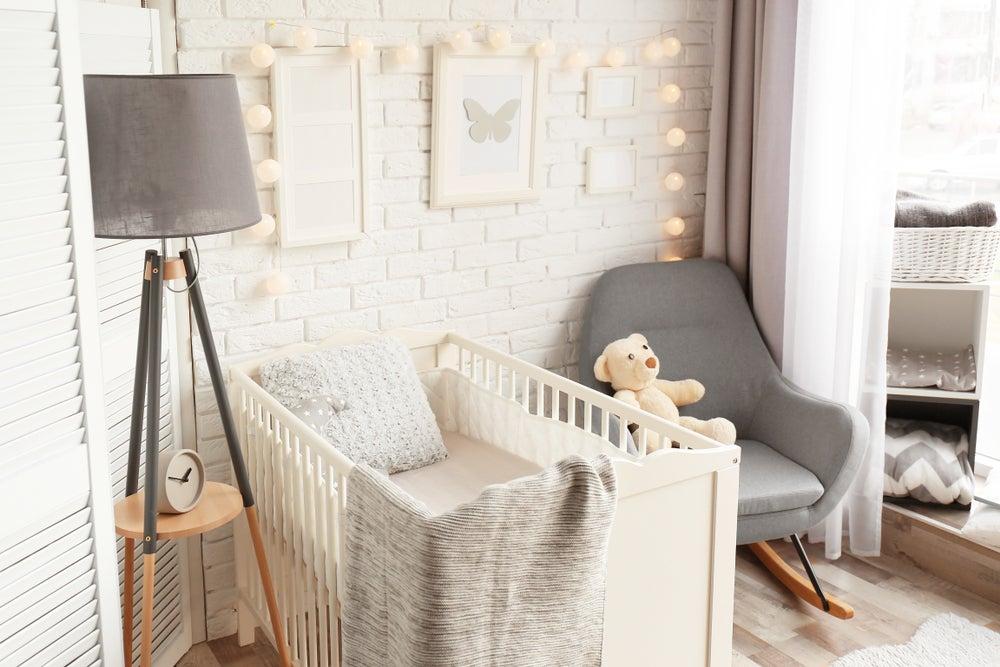 ¿Cómohacerle hueco en tu dormitorio al bebé?