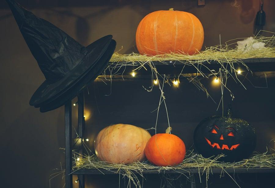 Decoraciones para Halloween: 3 proyectos DIY