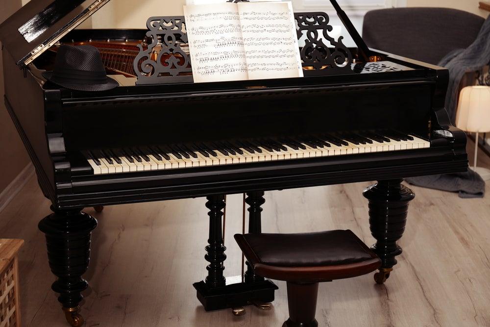 4 ideas para lucir un piano en la decoración
