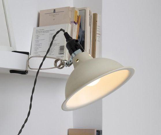 Tipos de lámparas con pinza
