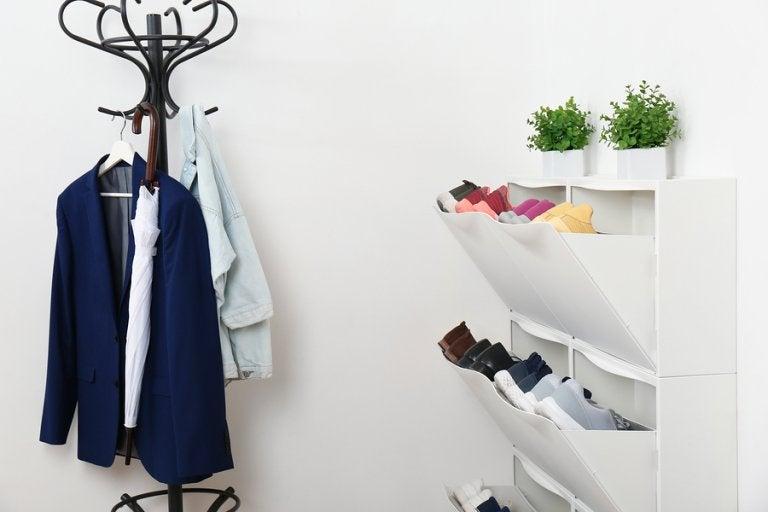 Crea tu propio organizador de zapatos