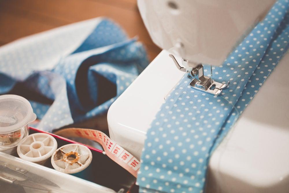 Crea tu propio rincón de costura