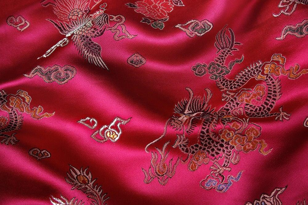 Tela con tejido japonés.