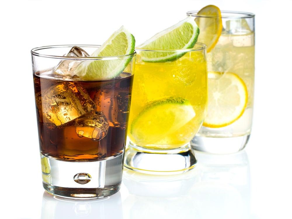 Elige la copa adecuada según el tipo de bebida