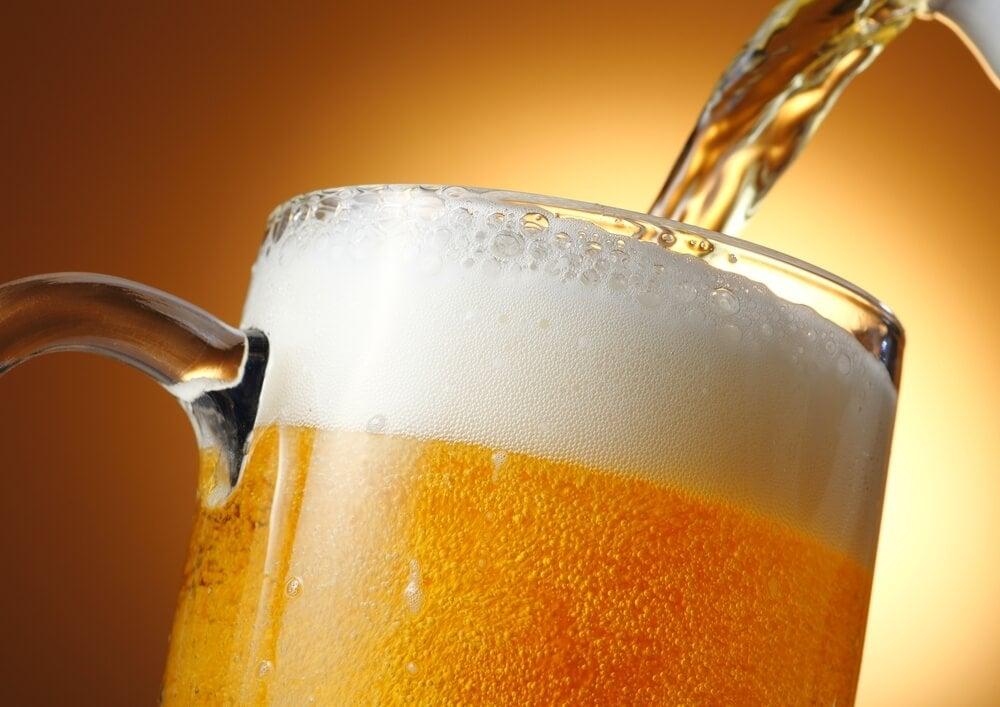 Beneficios de la cerveza.
