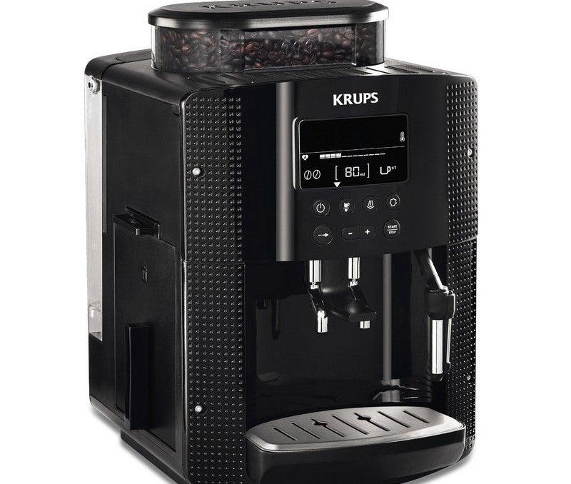 Cafetera Krups.