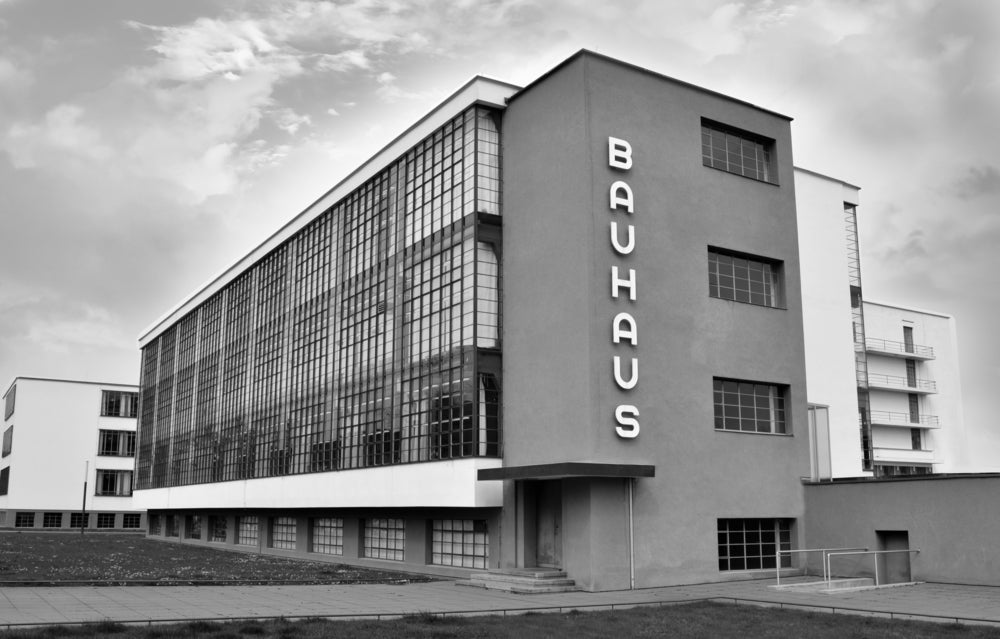 Escuela Bauhaus.