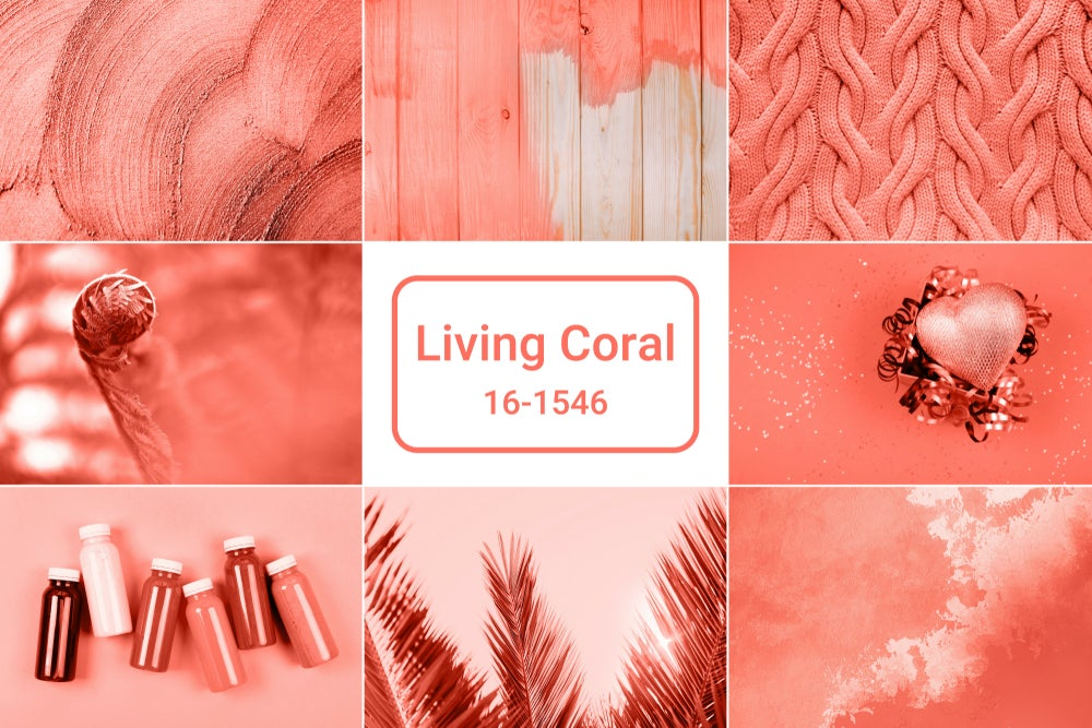 Living Coral.