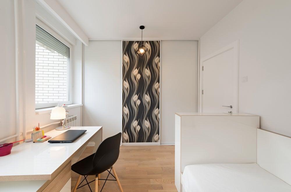 Mobiliario para habitaciones.