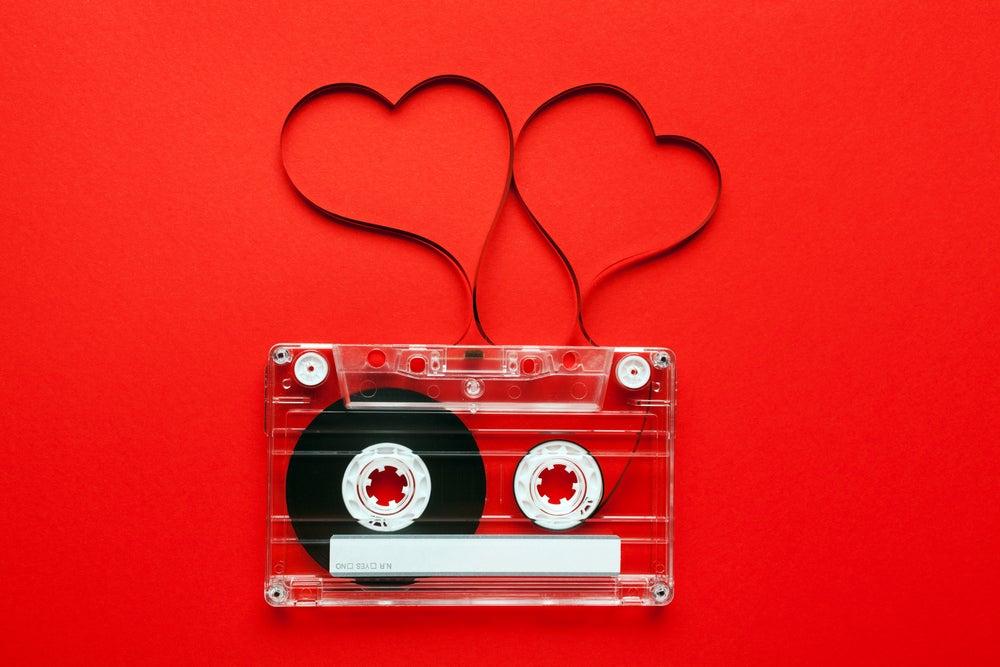 Música romántica.