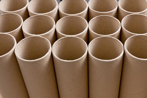 Rollos de cartón