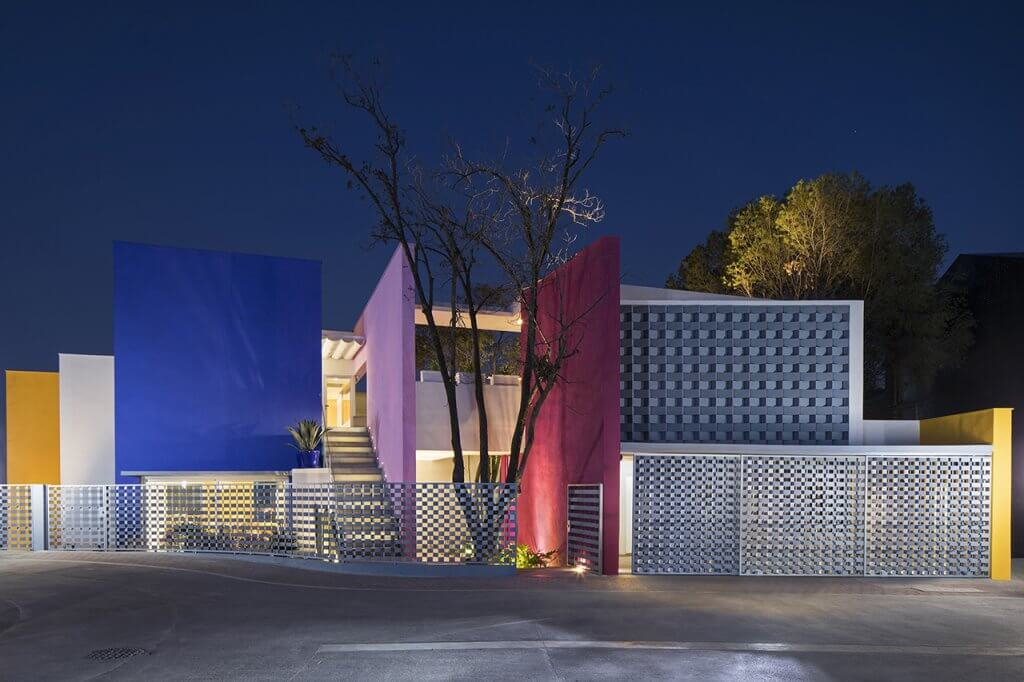 Casa Tec 205, México.