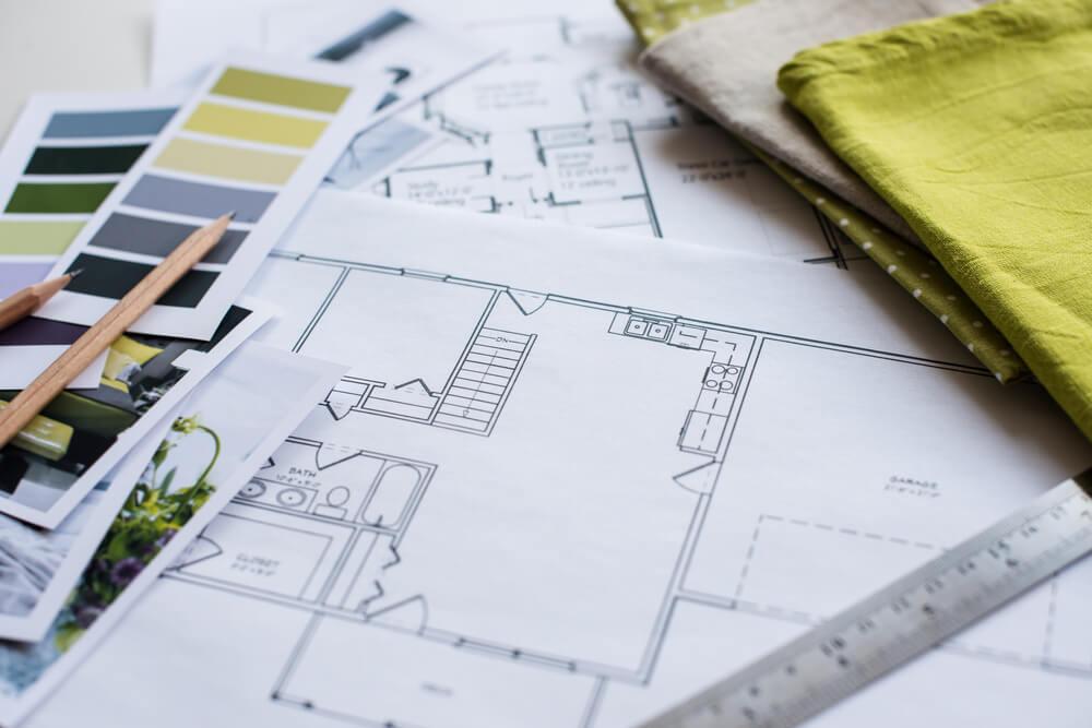 Conocimientos en diseño de interiores.