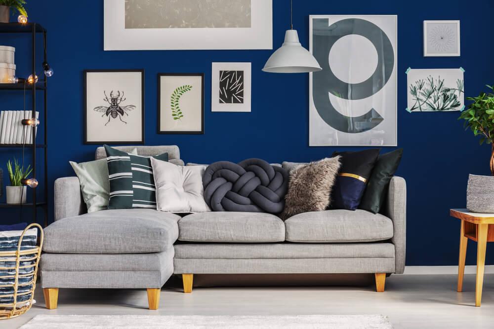 ¿Qué colores combinan con el azul marino?