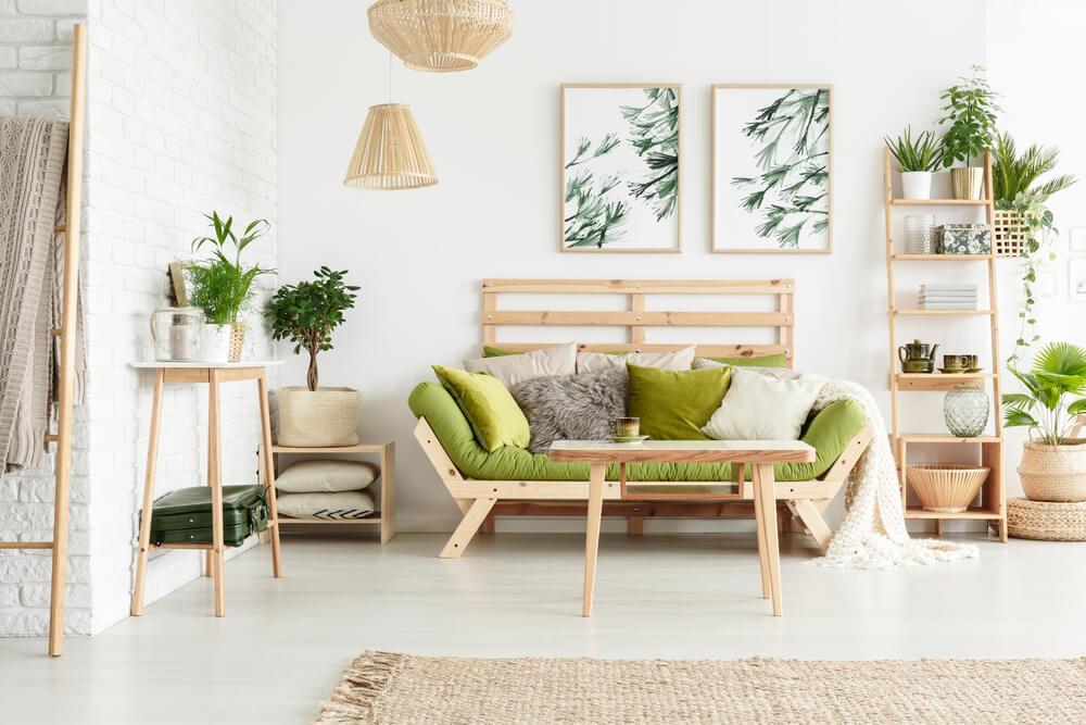 Detalles naturales para la decoración de tu hogar
