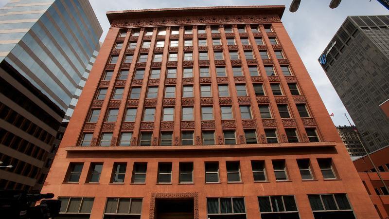 Edificio Wainwright Building.