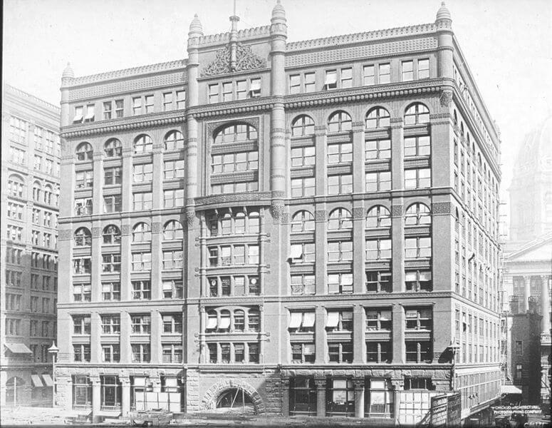 La Escuela de Chicago, un exponente en arte e interiorismo