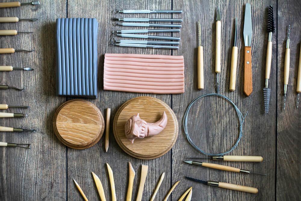 Colgantes de fimo para decorar de manera creativa tu hogar