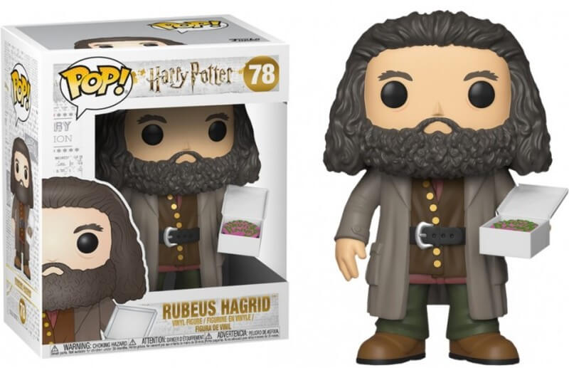 Funko Pop muñeco de Hagrid.