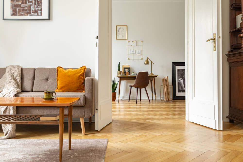 La importancia de tener espacios diáfanos en casa