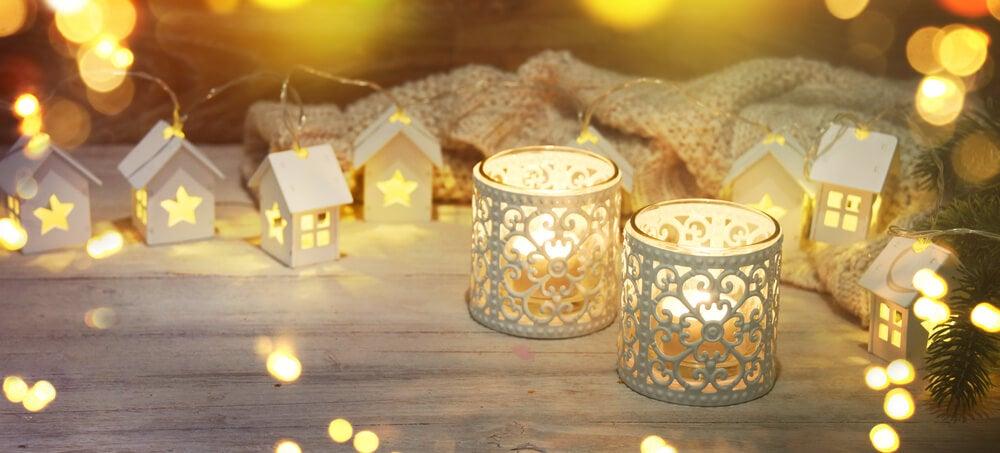 Cómo preparar la iluminación del hogar en invierno