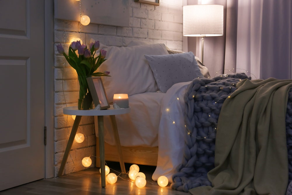 Iluminar habitaciones.
