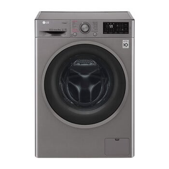 The LG washer is in high demand.