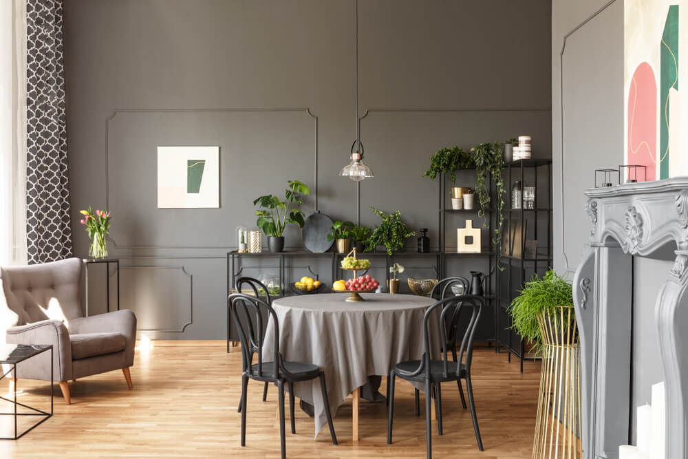 La mesa camilla: un recurso vintage