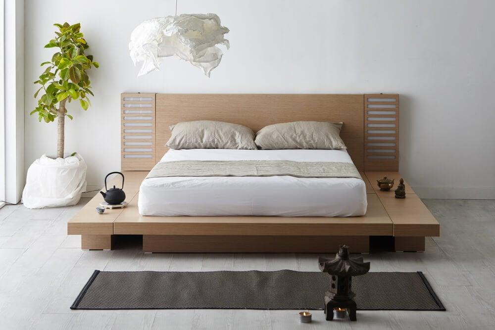 Muebles orientales futones.