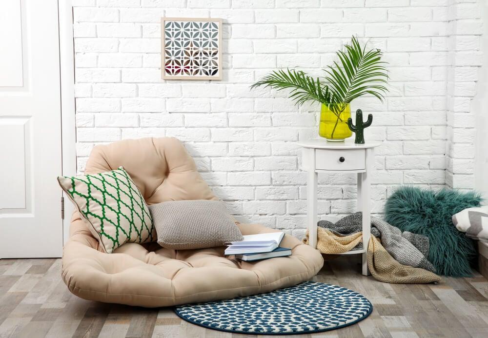 Decoración del hogar con recursos exóticos