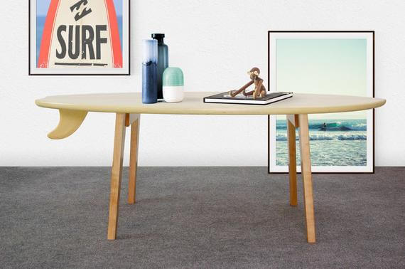 Ideas para tus viejas tablas de surf