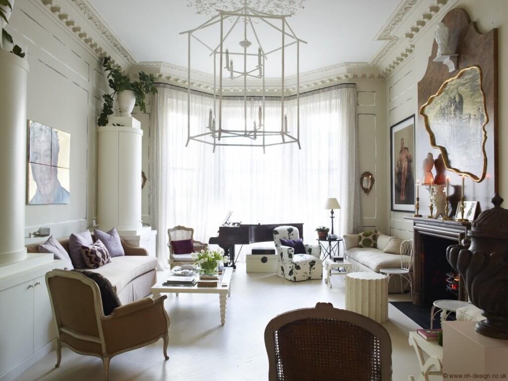 Apartamento en Londres.