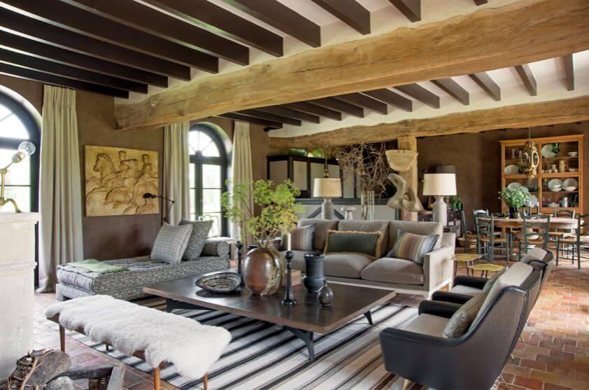 Diseño de interior con nombre propio: Jean Louis Deniot