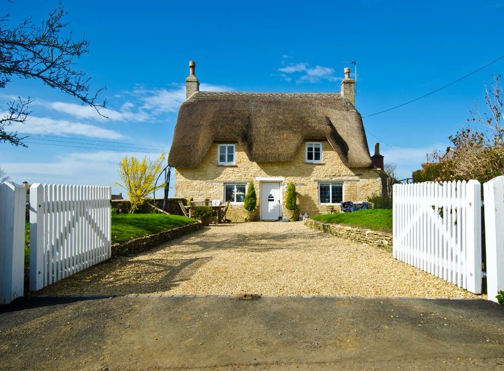 Casas cottage originales.