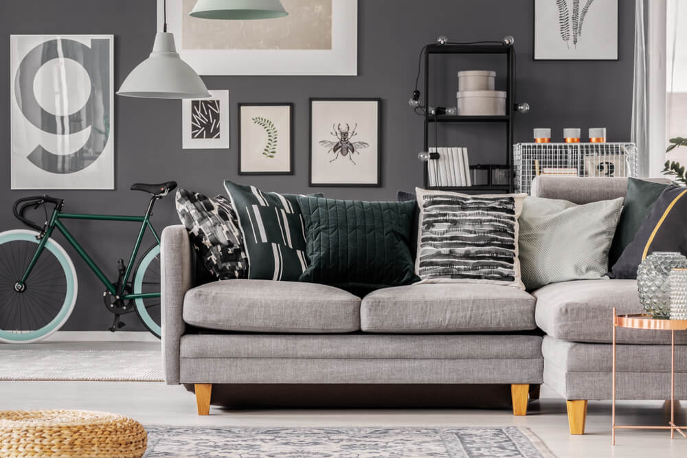 ¿Sabes crear una paleta cromática para tu hogar?