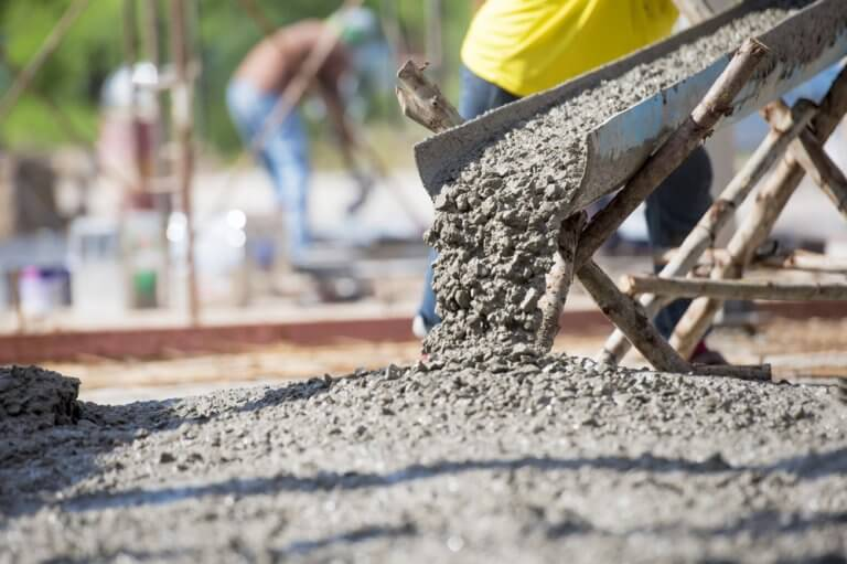 Beneficios del concreto permeable